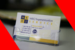 MSCJ Superannuation Service