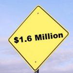$1.6 million transfer balance cap